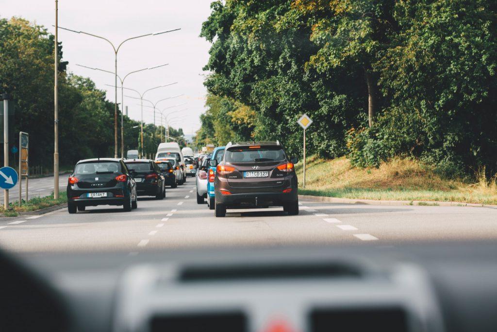 Trafikkuhell